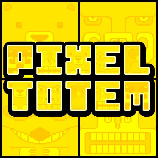 Pixel Totem